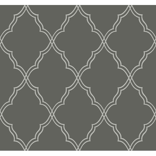 White Lattice Wallpaper Bellacor White Lattice Poster White 500x500