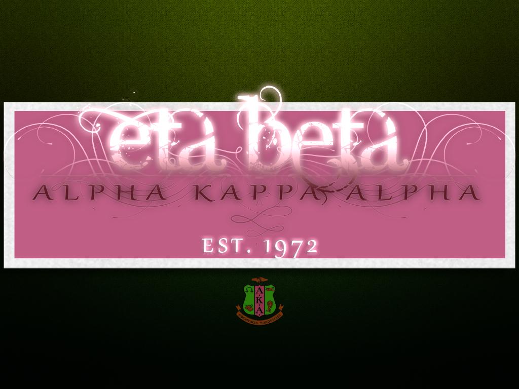 Alpha Kappa Alpha Sorority Wallpaper Eta beta background2jpg 1024x768