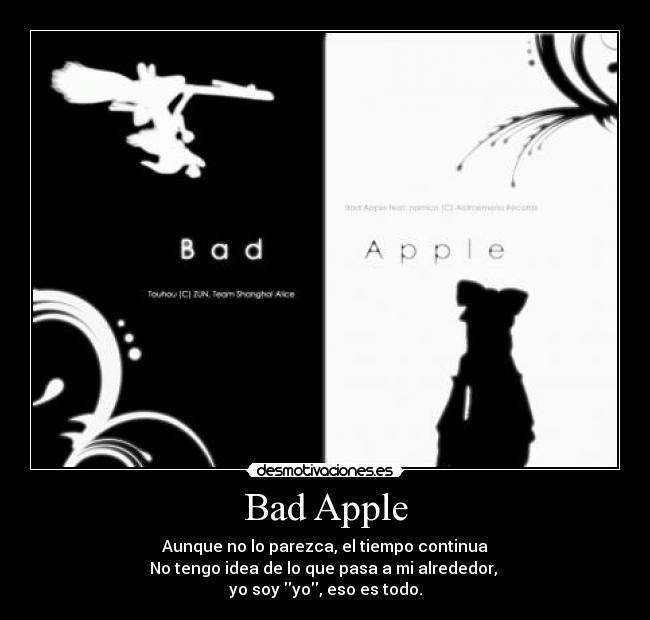 Touhou   Bad Apple Wallpaper by ieka95jpg 650x620
