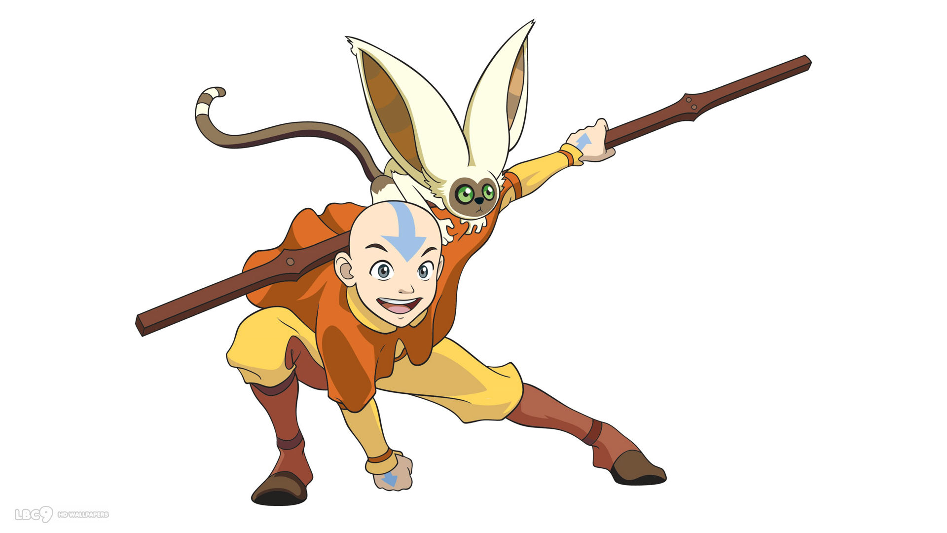 Free Home Cartoon Aang Avatar The Last Airbender