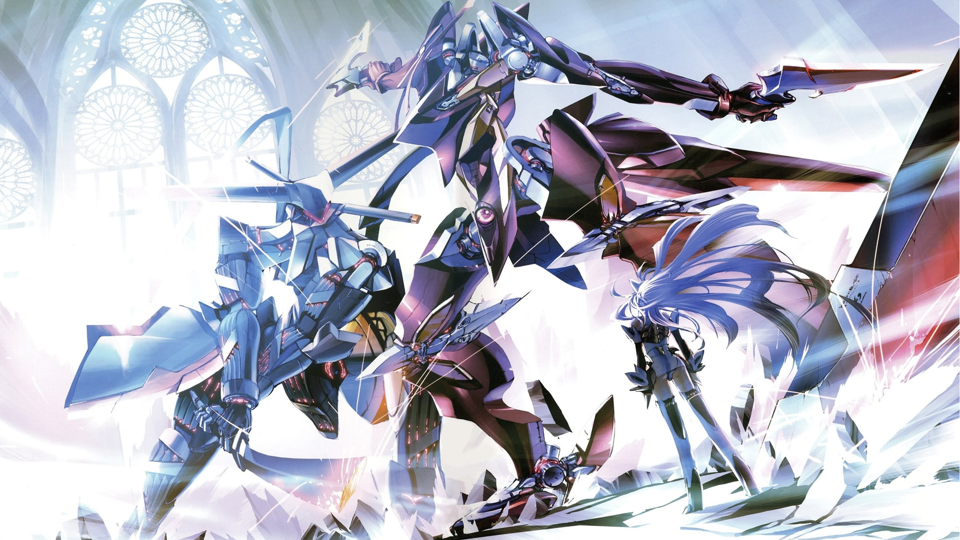Epic Anime Wallpapers HD - WallpaperSafari Epic Girls Wallpapers