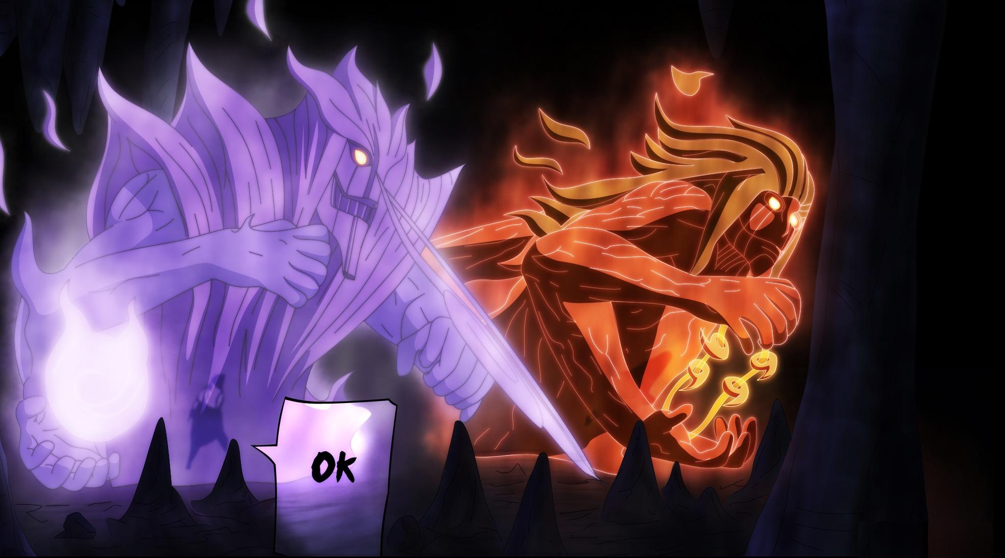 Wallpaper Naruto Vs Itachi Syrus For