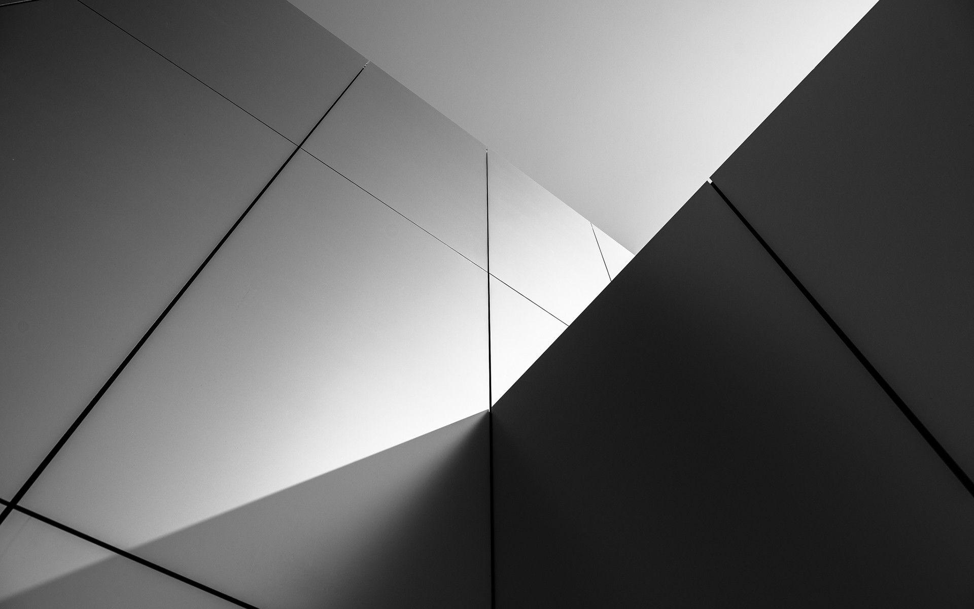 Black And White Abstract Backgrounds 1920x1200