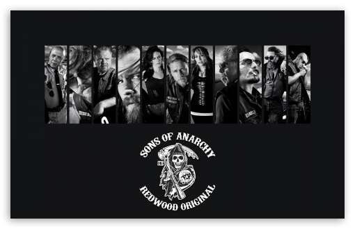 Sons Of Anarchy Mobile Wallpaper
