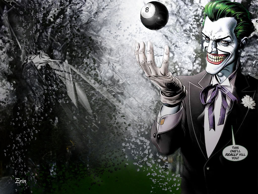 Download Joker Wallpaper HD For Desktop 1024x768