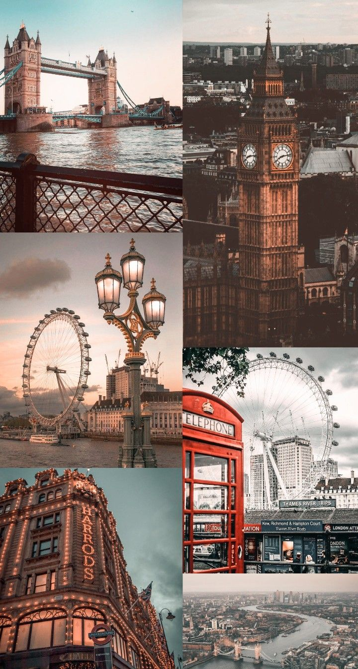 London aesthetic London wallpaper Aesthetic backgrounds 720x1344