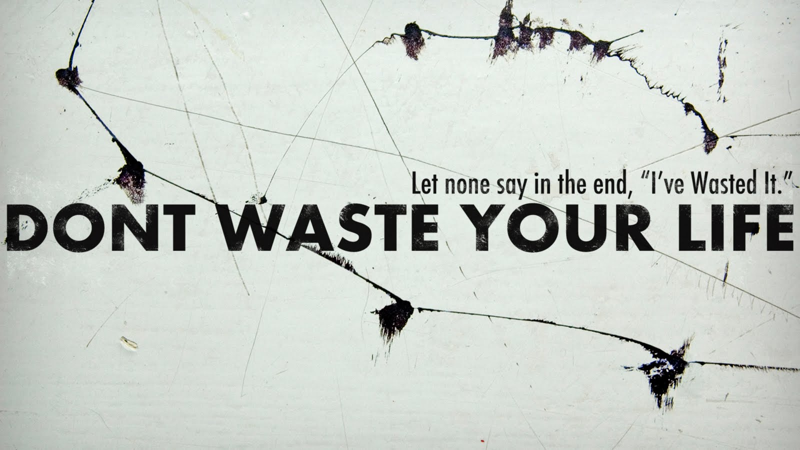 2014 Dont Waste Your Life Risk It ilovemuslimsnet 1600x900