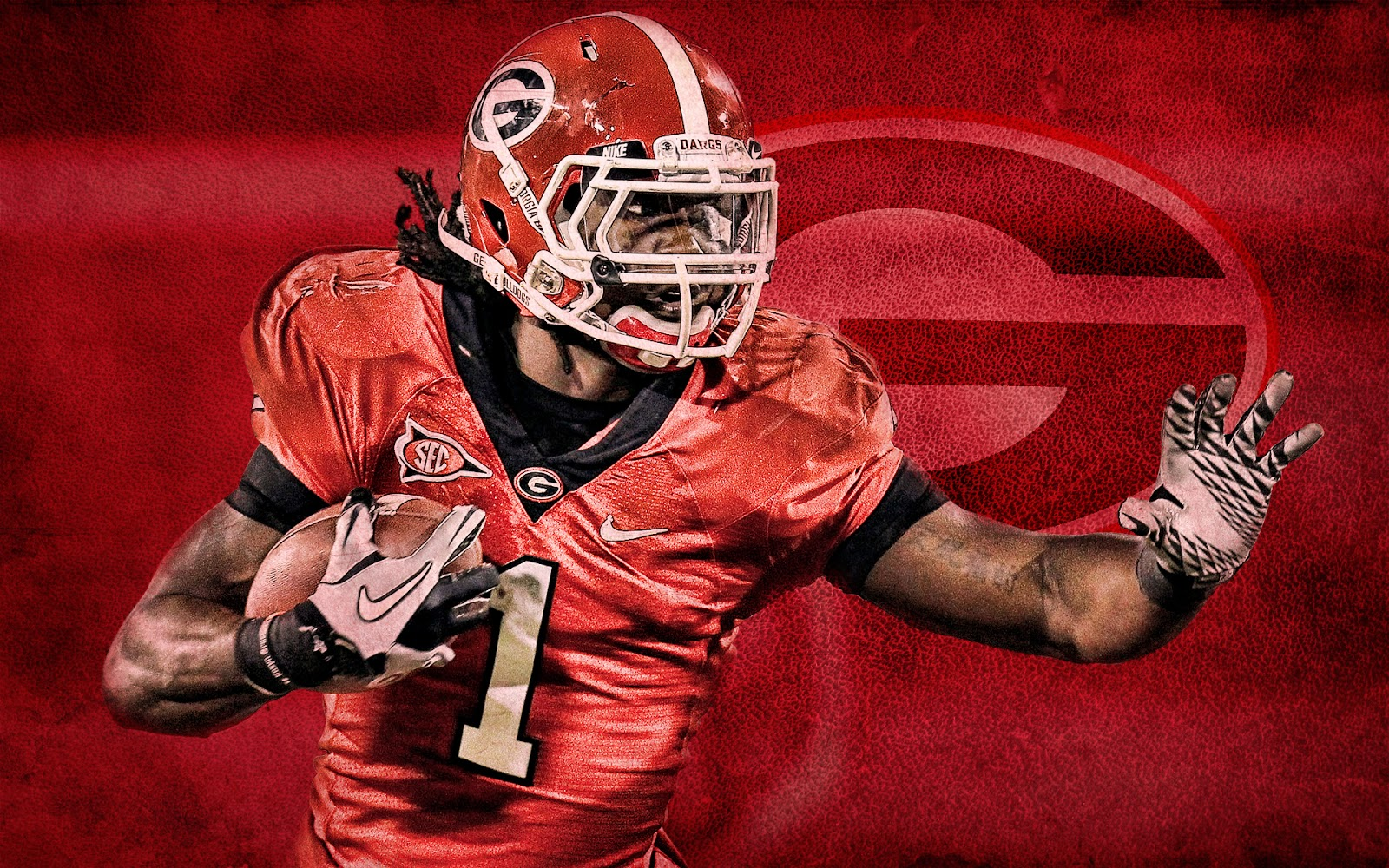Georgia Bulldogs 1600x1000