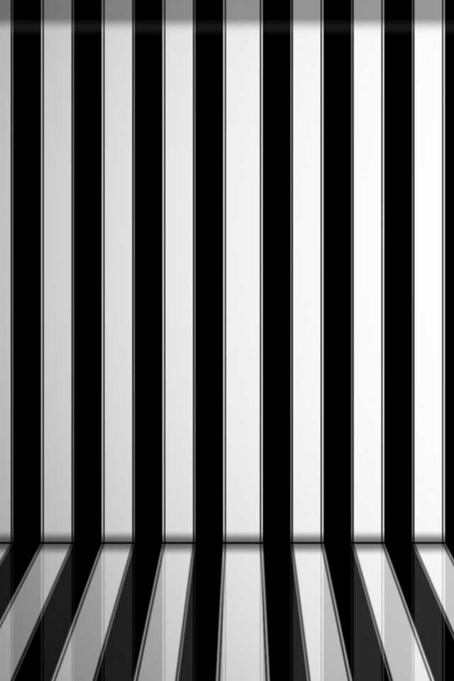 New iPhone HD Wallpapers Black and white iphone wallpaper lines 640x960