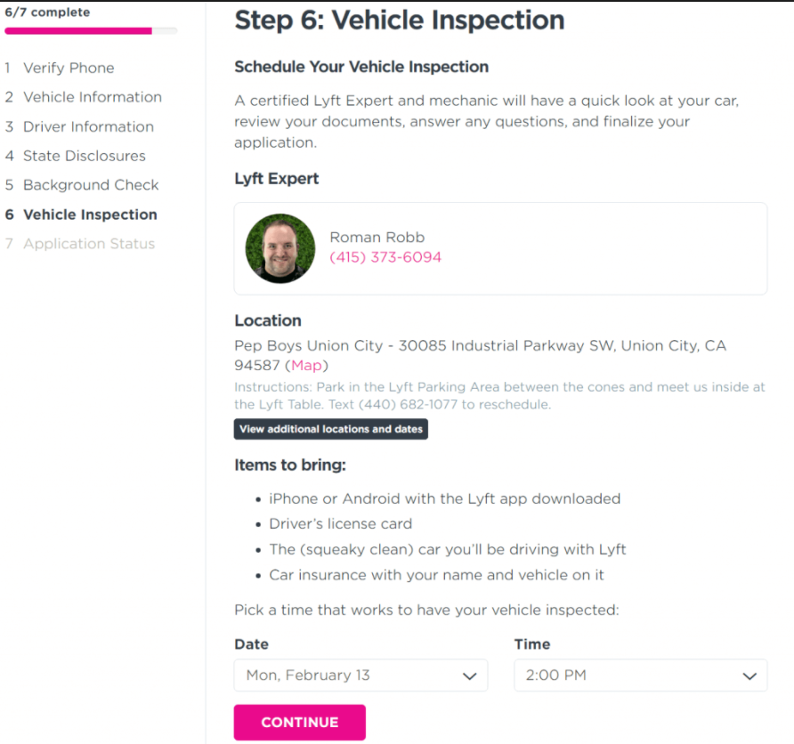 Lyft Background Check 91 images in Collection Page 2 892x836