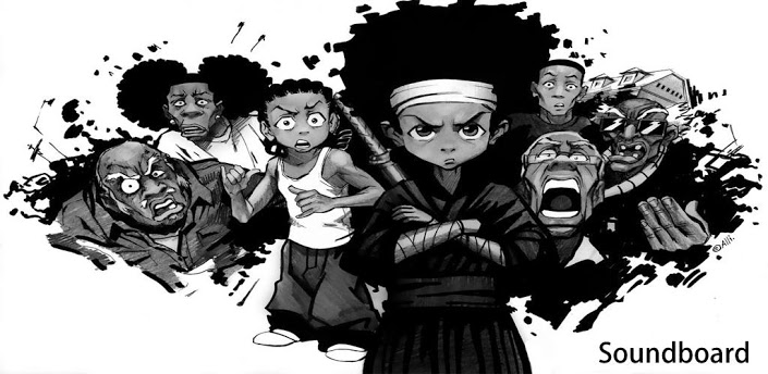 Boondocks Wallpaper For Android 705x344