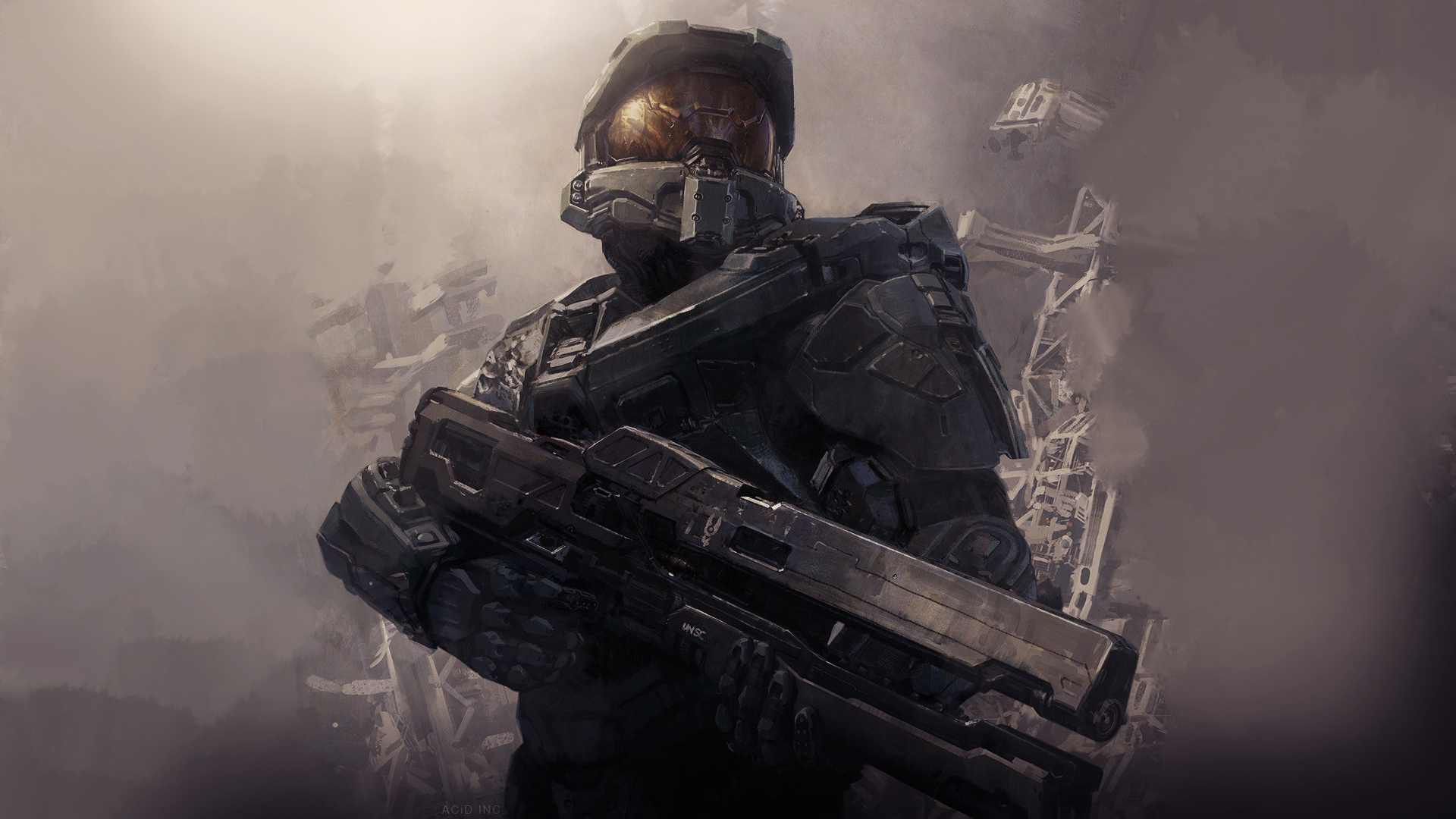 Halo 4 HD Wallpaper Background Image 1920x1080 ID393919 1920x1080