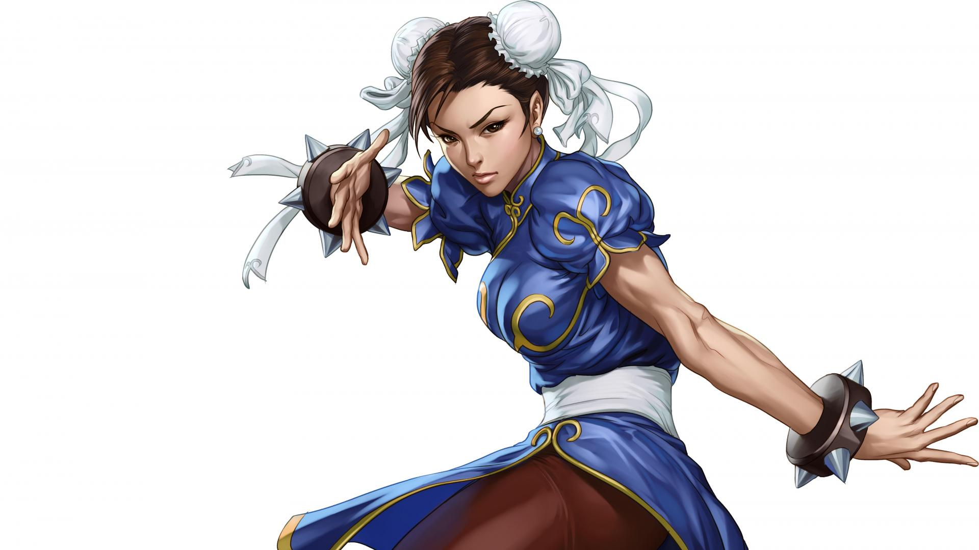 Free Download Chun Li Wallpaper Hd 1920x1080 For Your