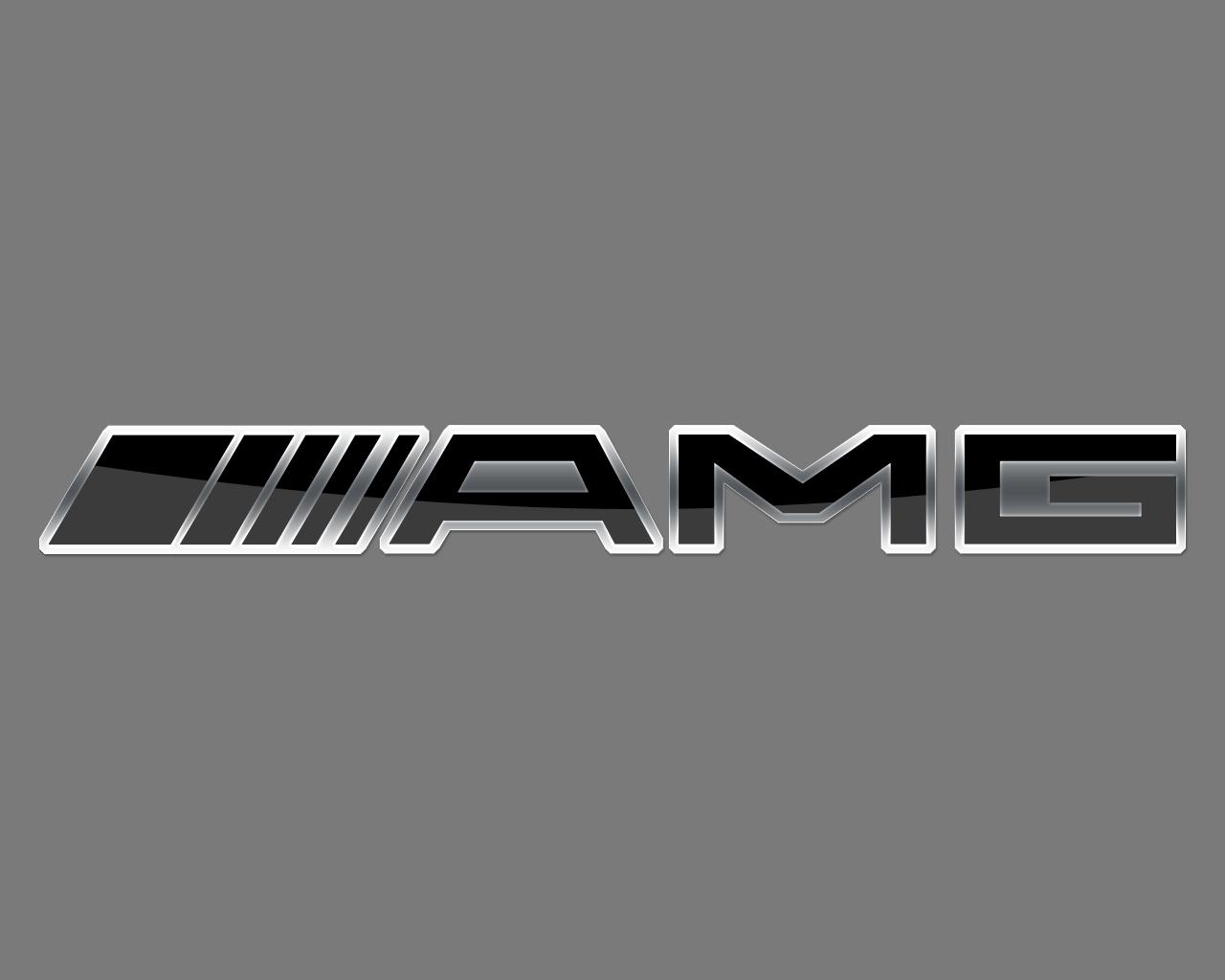 AMG Logo Wallpaper 1280x1024