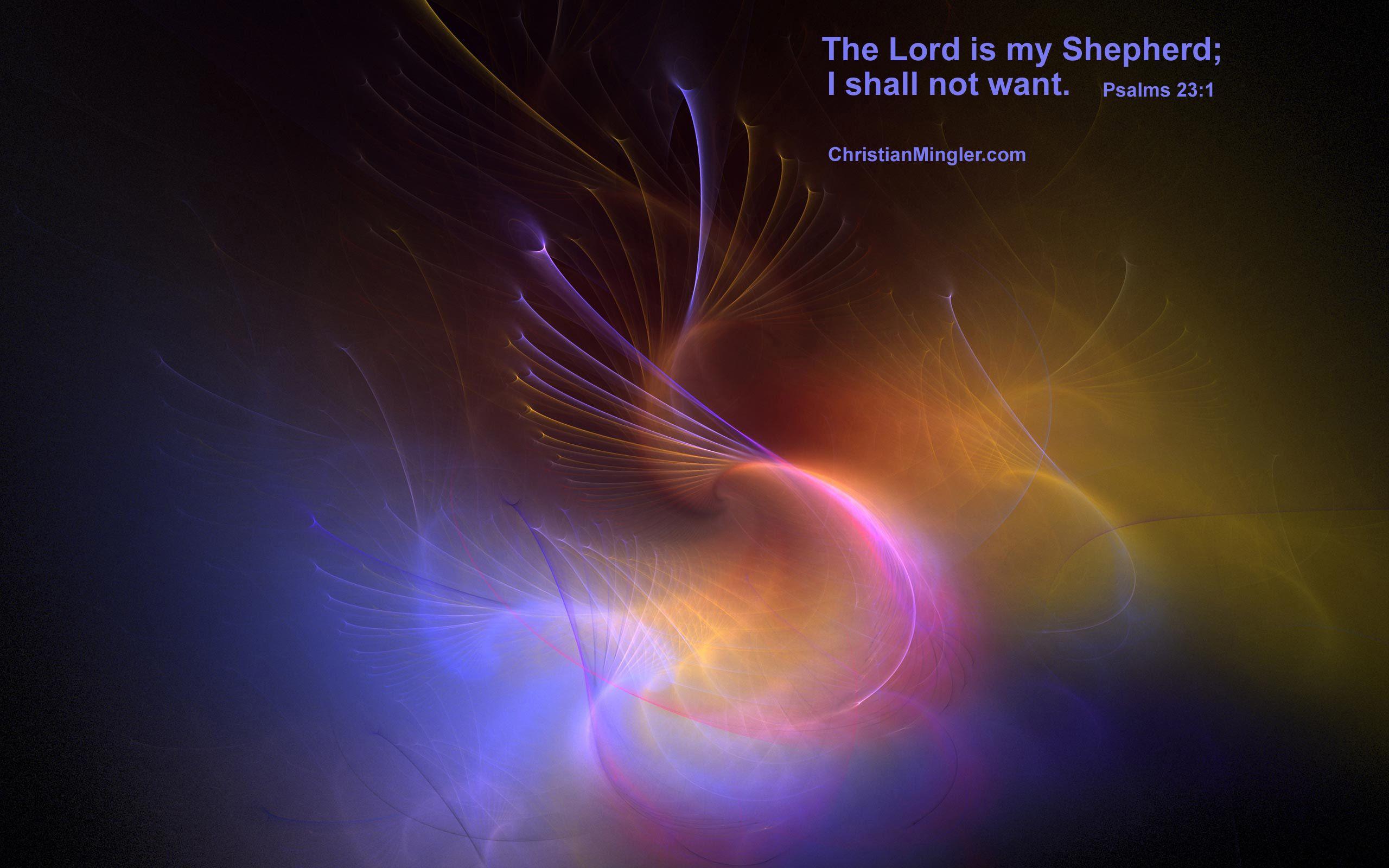 Psalm 23 5 Wallpaper Psalms 23 1 Papel de Parede 2560x1600