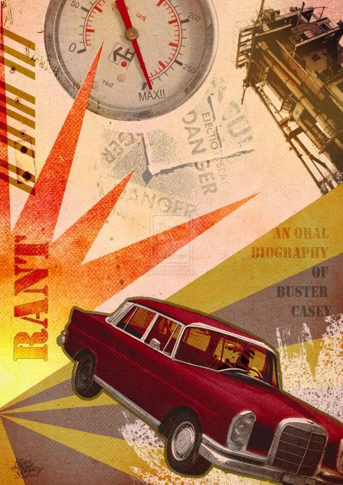 Rant Poster Fan Artwork Poster Art Artwork 690x975