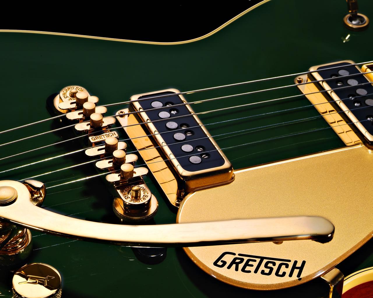 Gretsch Guitar Wallpaper