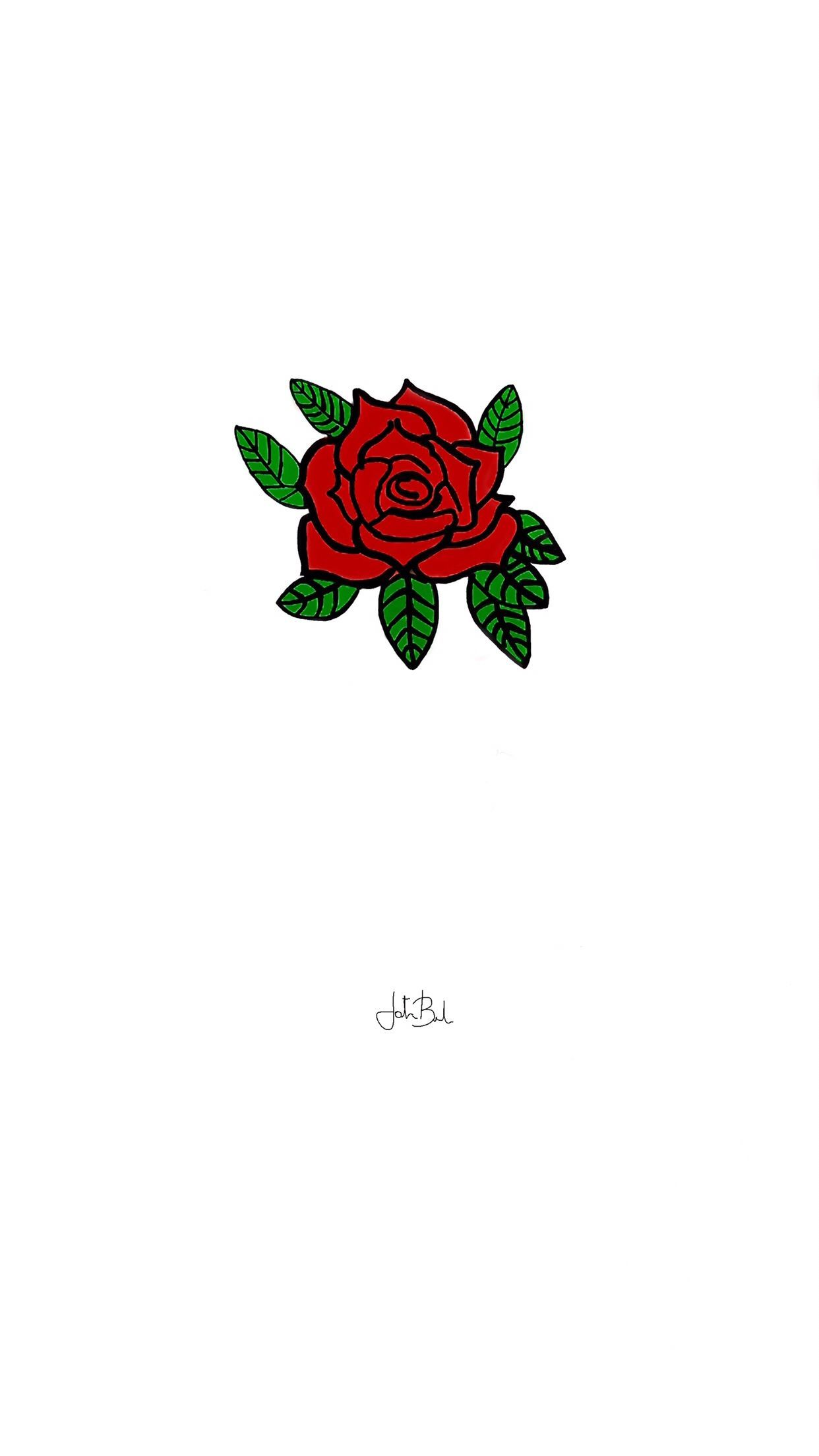 Hypebeast Rose Wallpapers   Top Hypebeast Rose Backgrounds 1242x2208