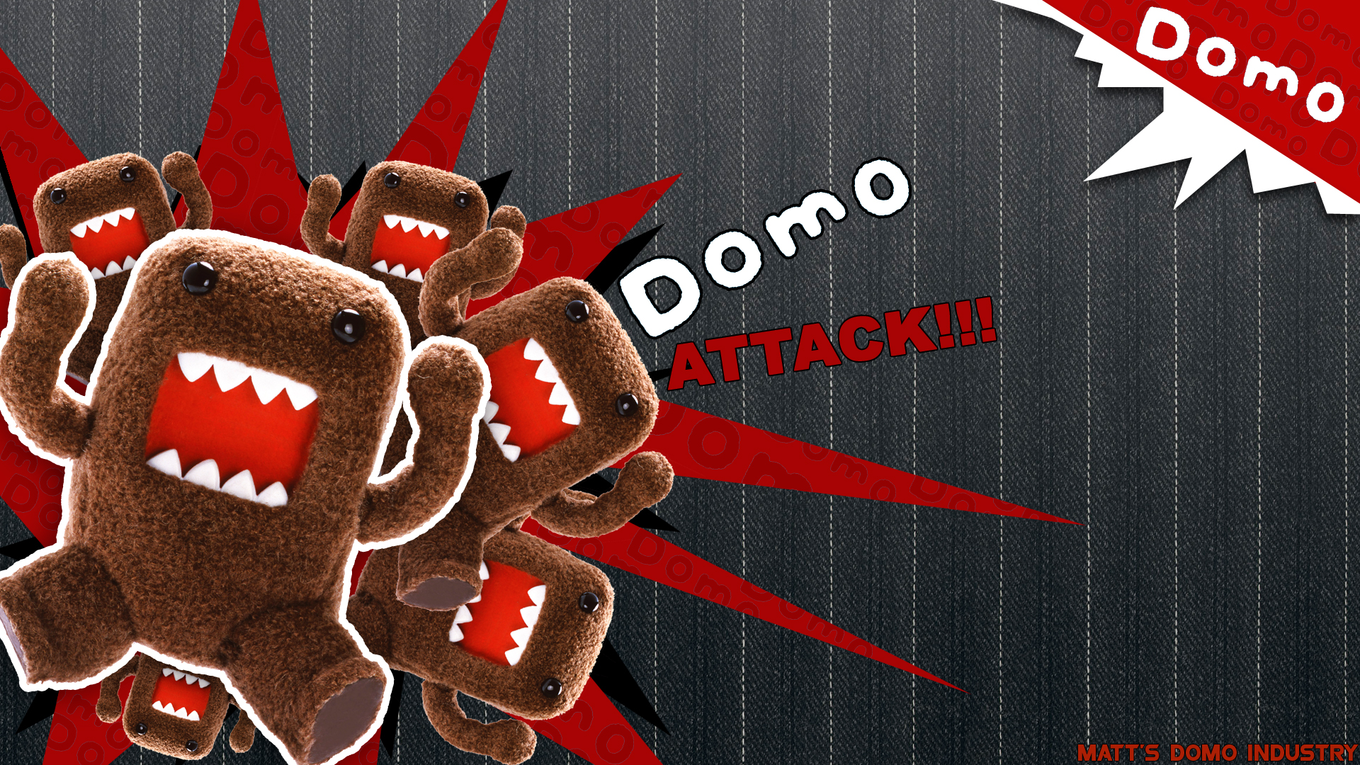 Matts Domo kun Wallpaper 1 by Matt1526 1920x1080