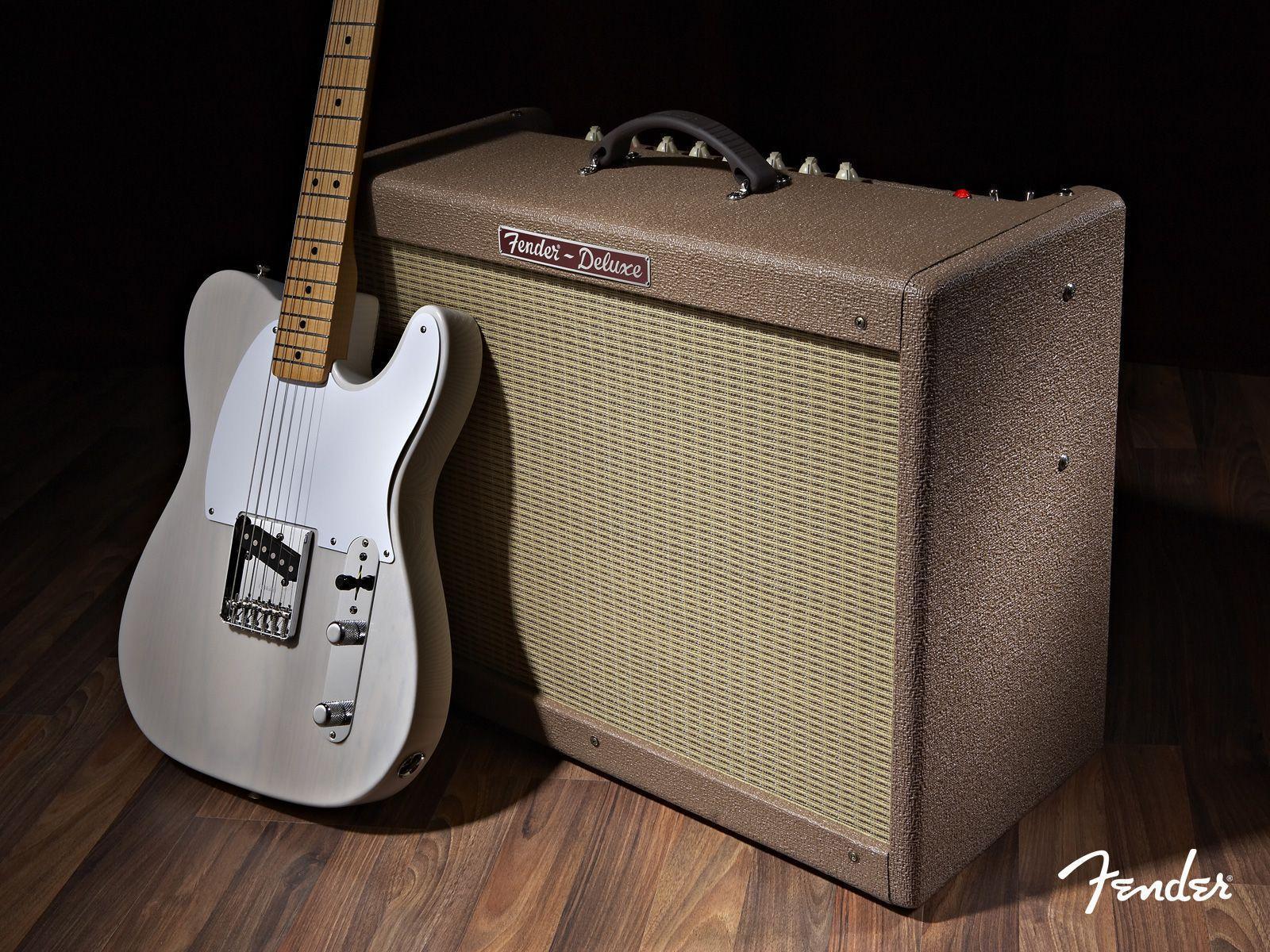 Fender Telecaster Wallpapers 1600x1200