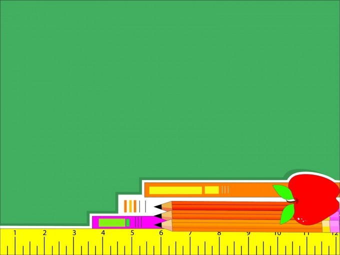 School Themed Powerpoint Templates. free school backgrounds and ...