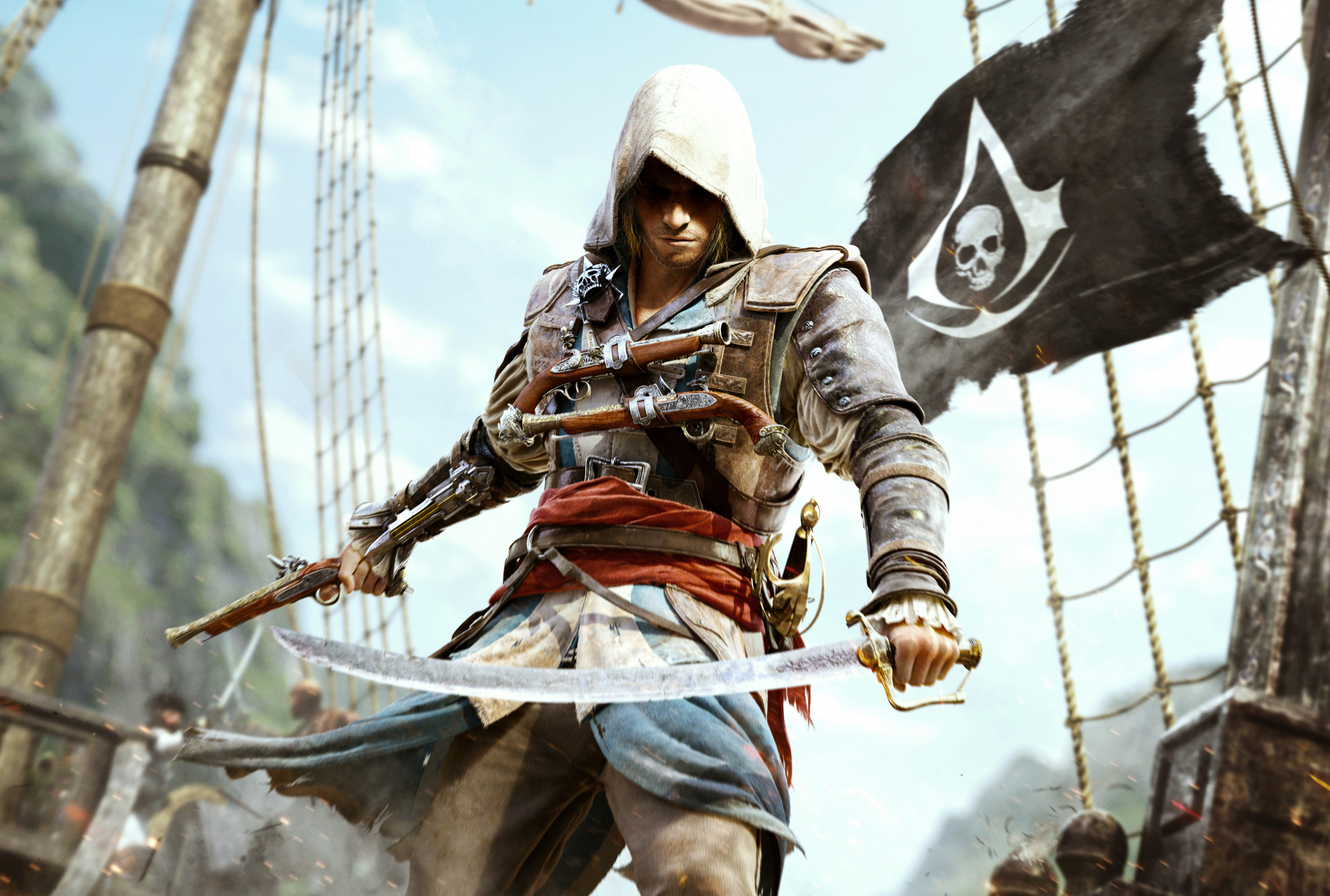 126 Assassins Creed IV Black Flag HD Wallpapers Background 3251x2190