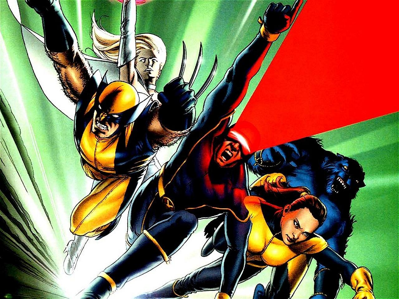 The X Men Wallpaper X Men 1280x960