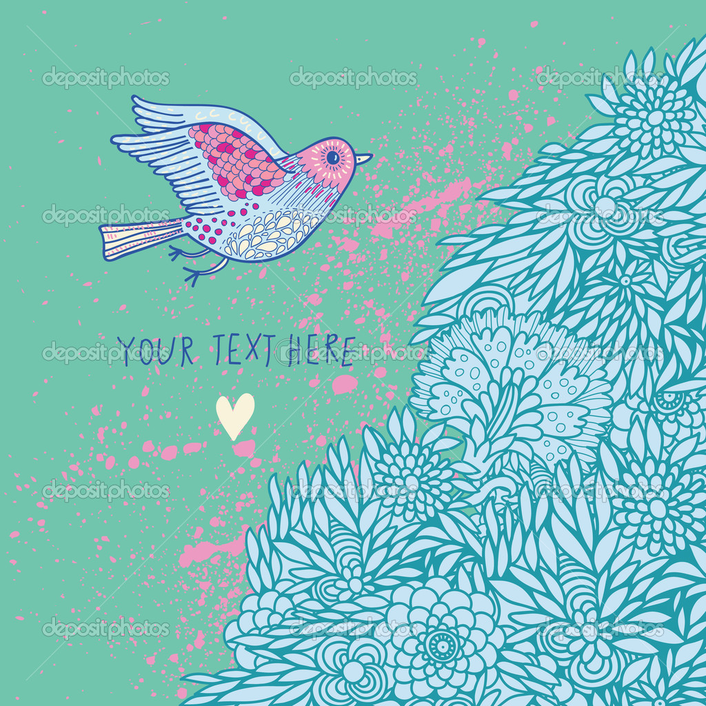 Cute Vintage Bird Wallpaper Images Pictures   Becuo 1024x1024