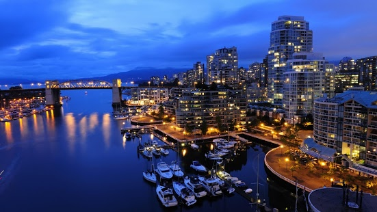 Vancouver Canada Wallpaper   Android Apps on Google Play 551x310