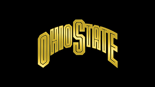 Ohio State Logo Wallpaper: Ohio State Football Logo Wallpaper