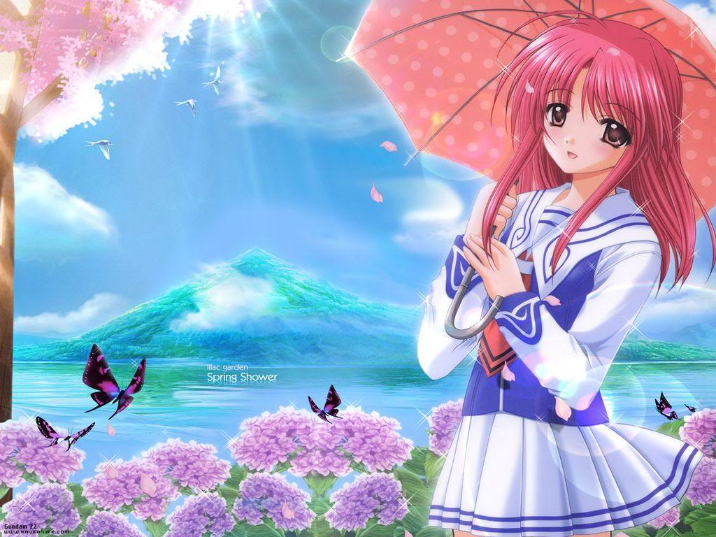 Wallpapers Anime Cute 1024x768