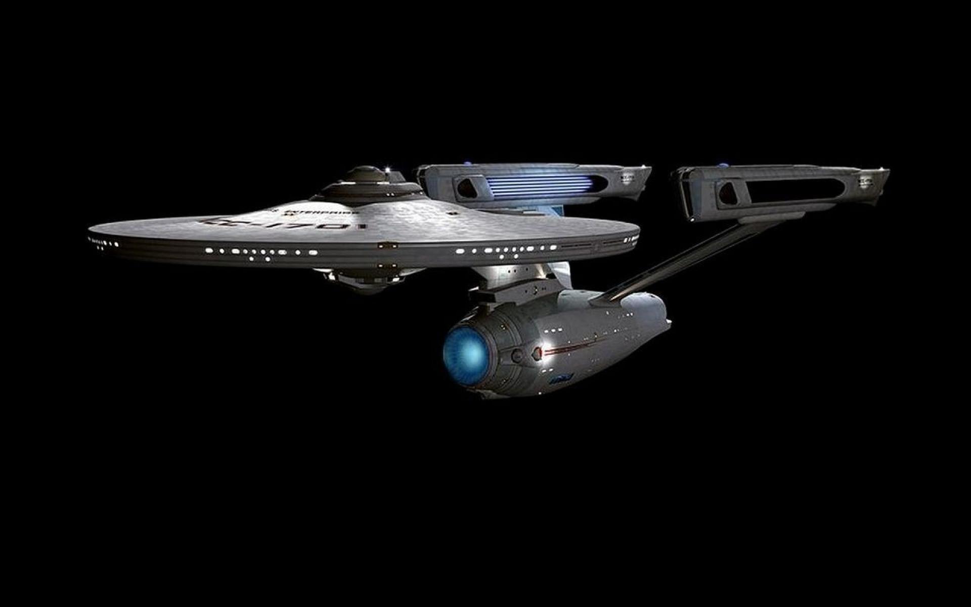 Star trek spaceships uss enterprise wallpaper 12263 1920x1200