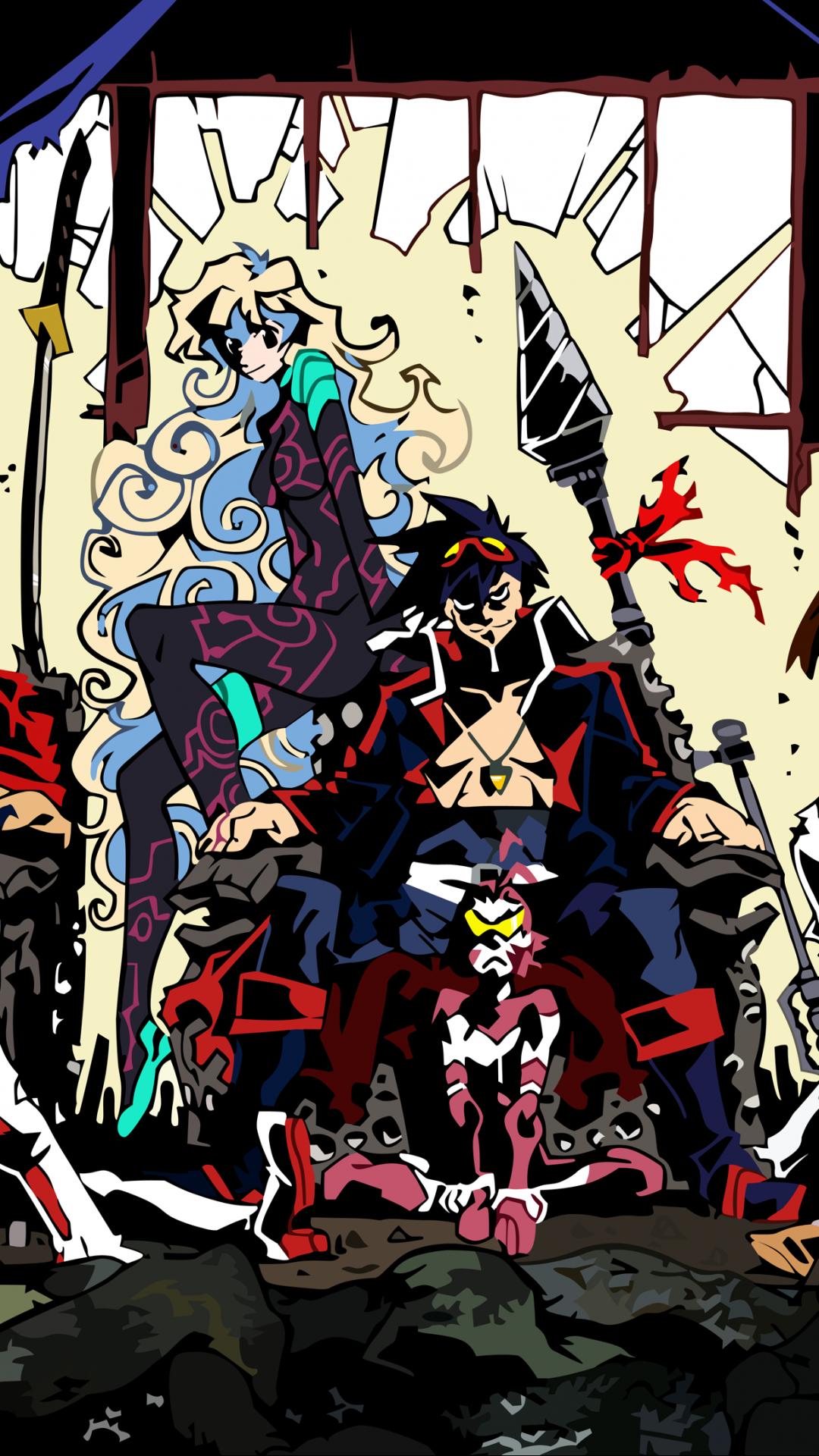 Tengen Toppa Gurren Lagann HD Wallpapers Anime phone wallpapers 1080x1920