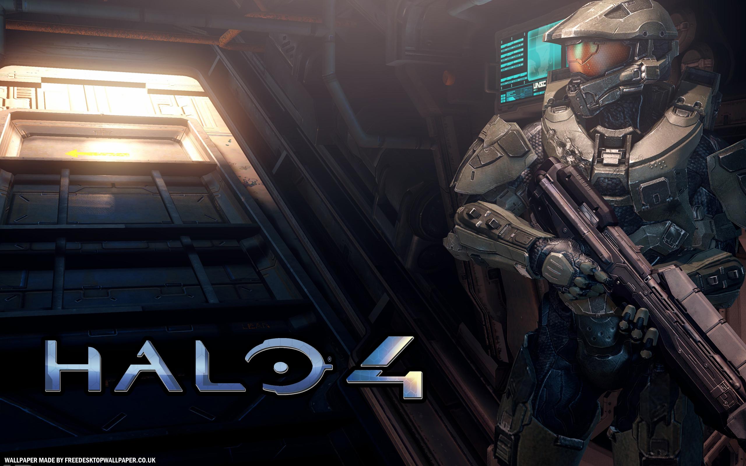 Download halo 4 games wallpaper 48 Halo 4 Hd Wallpaper [2560x1600 2560x1600
