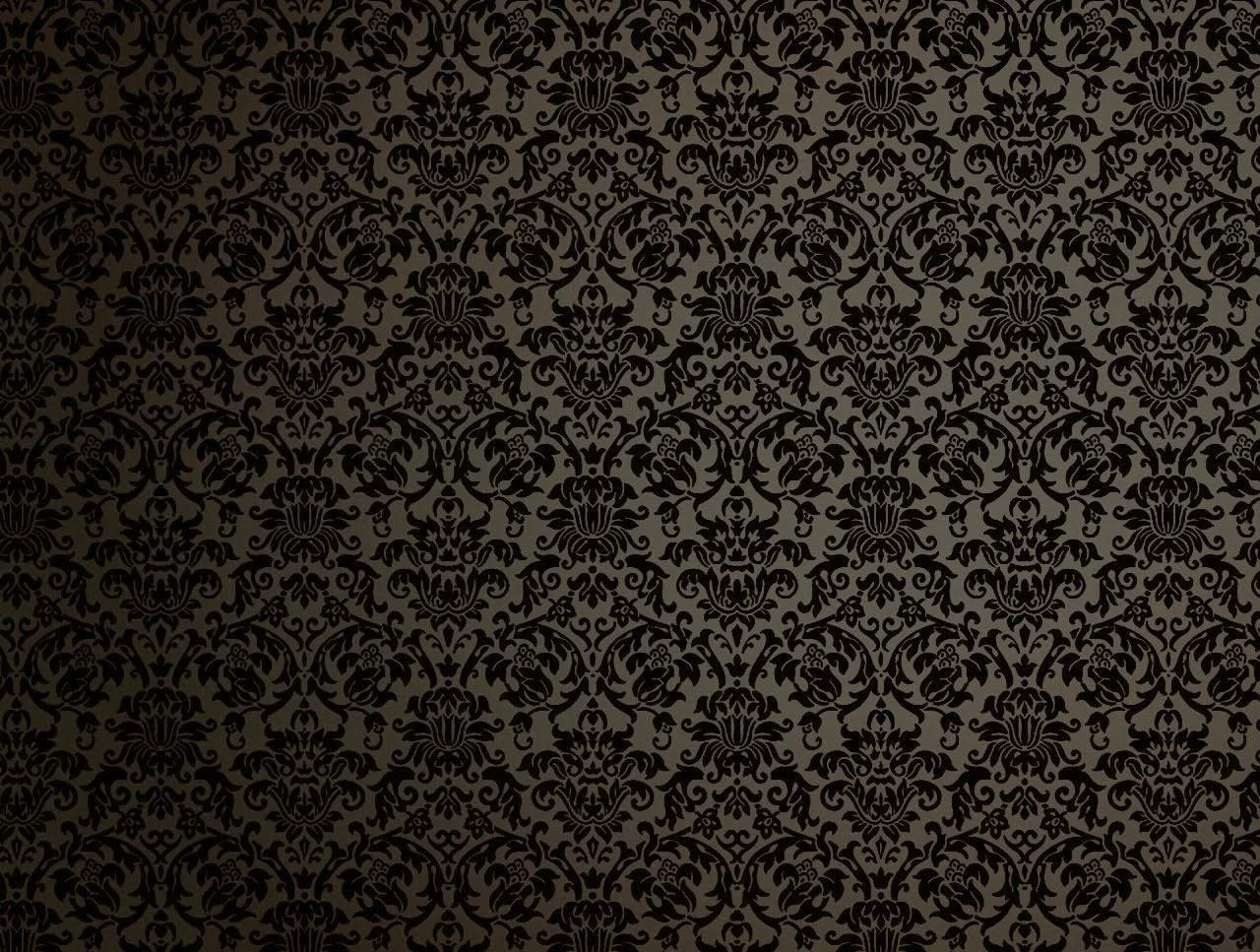 Free Download Black Damask Wallpaper Black Damask Wallpaper