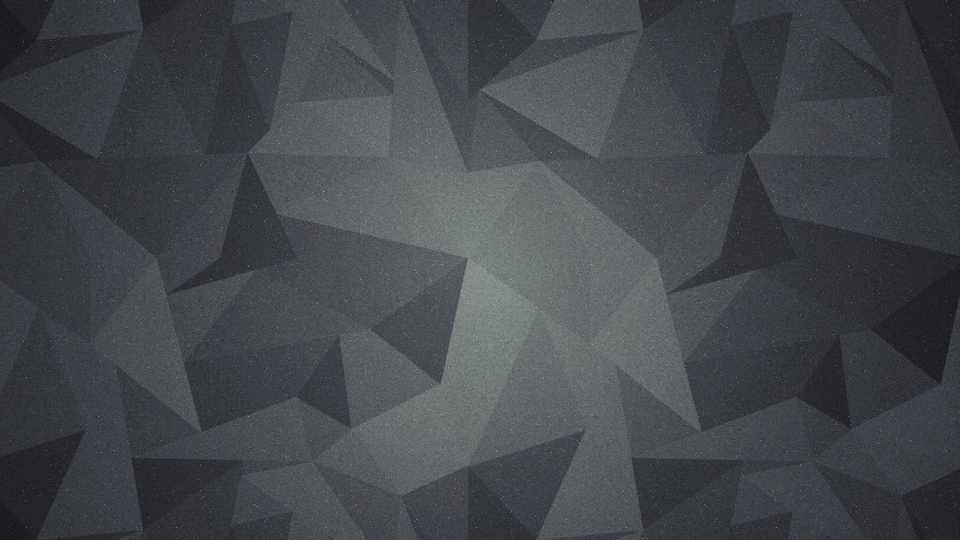 Gray Geometric Wallpaper WallpaperSafari