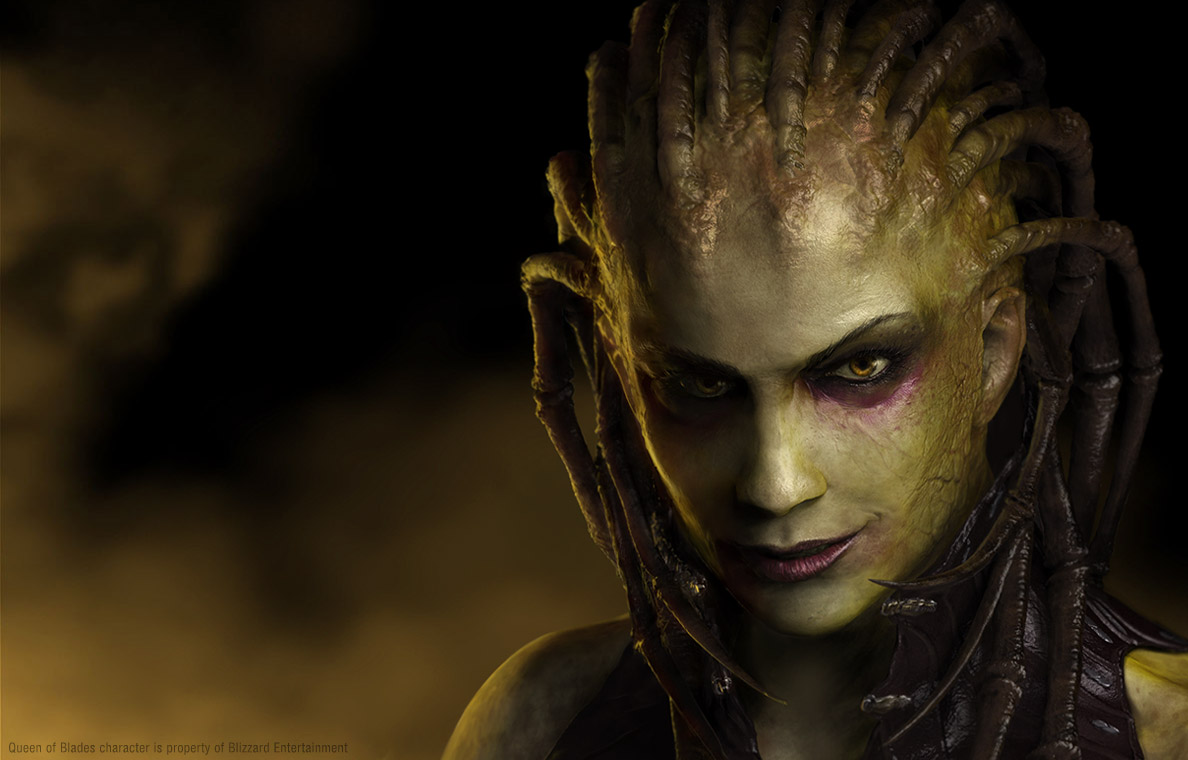 Sarah Kerrigan Starcraft Wallpaper by OmeN2501 here you can see 1188x760