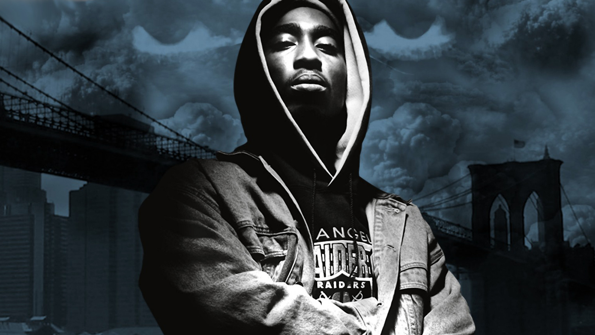 Tupac HD 14 Rap Wallpapers 1920x1080