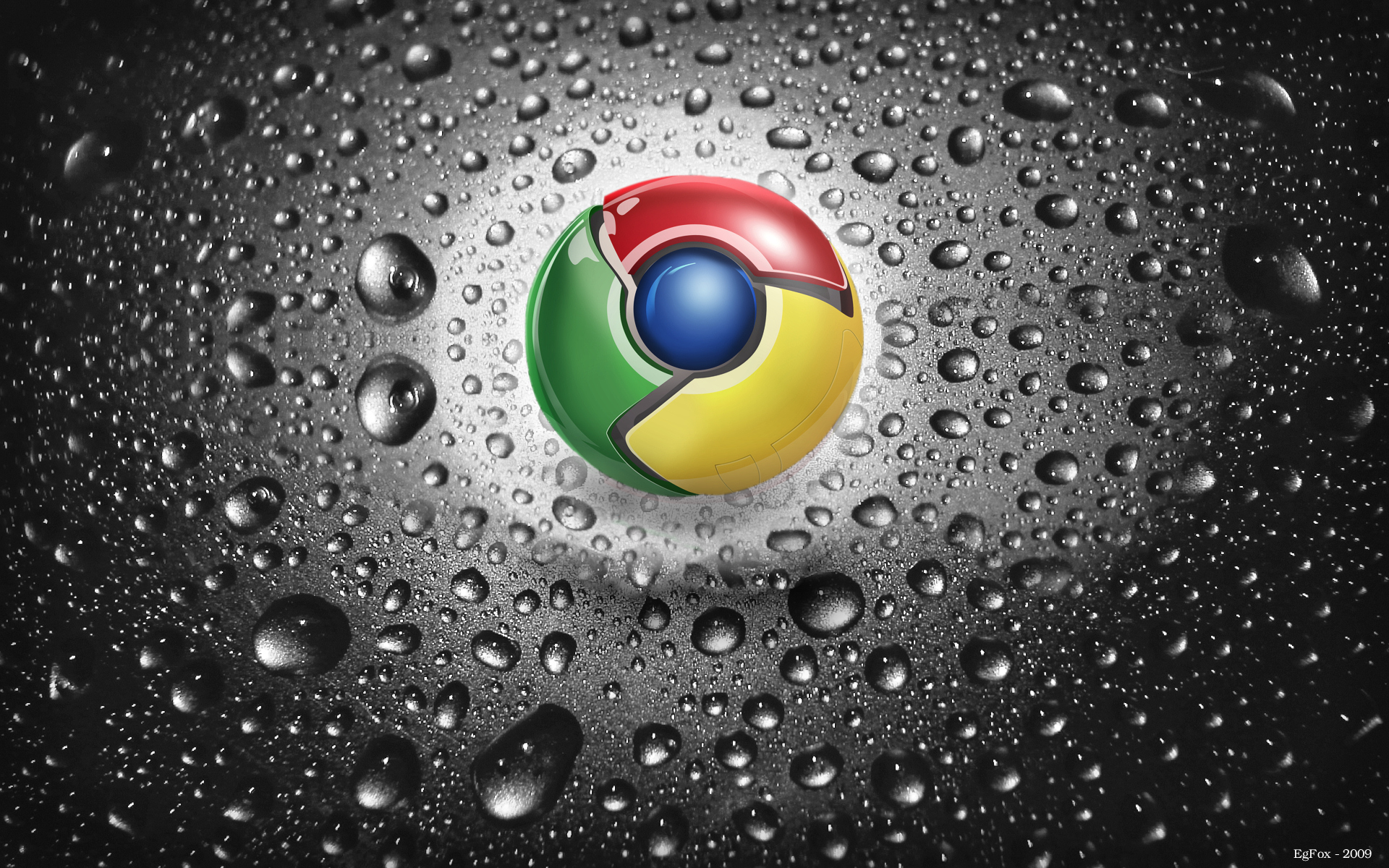 how to change the background on google crome
