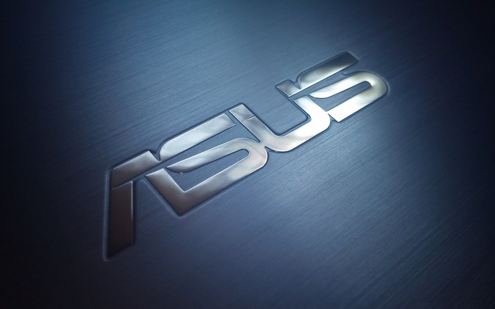 Asus Logo Widescreen HD Wallpaper 1600x1000