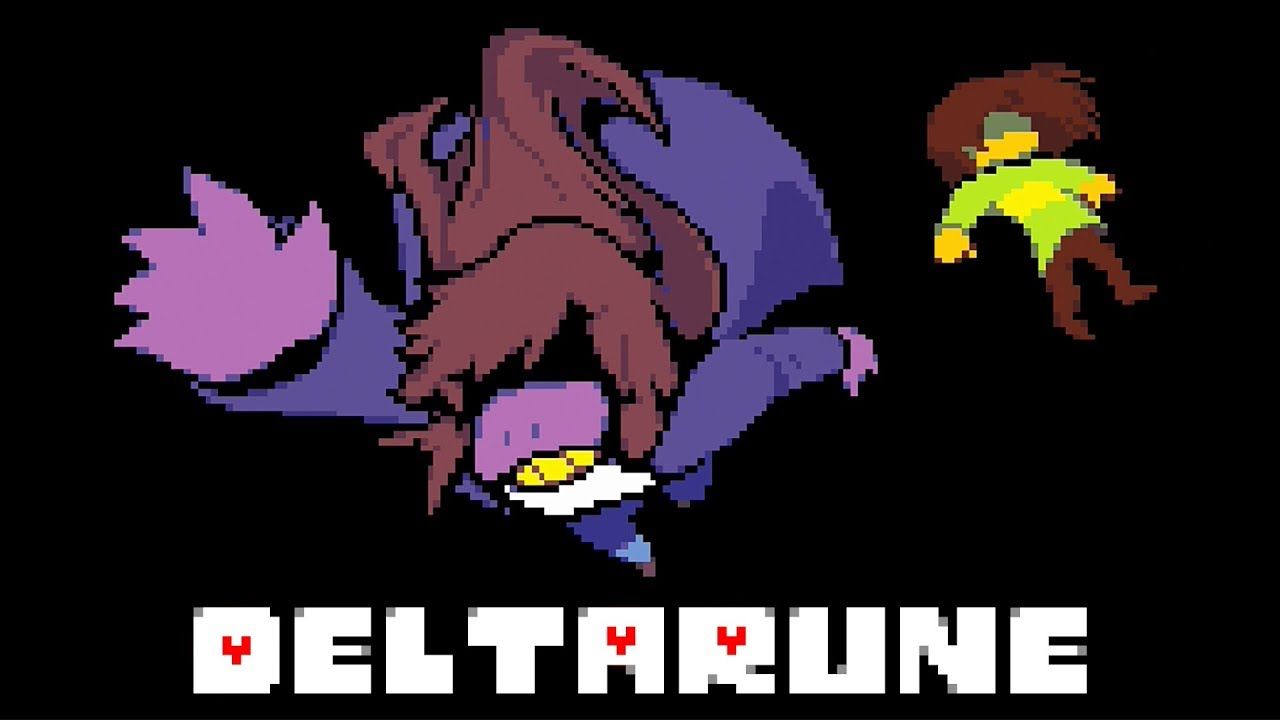 The First Chapter of Undertale Follow Up Deltarune Hits PS4 1280x720