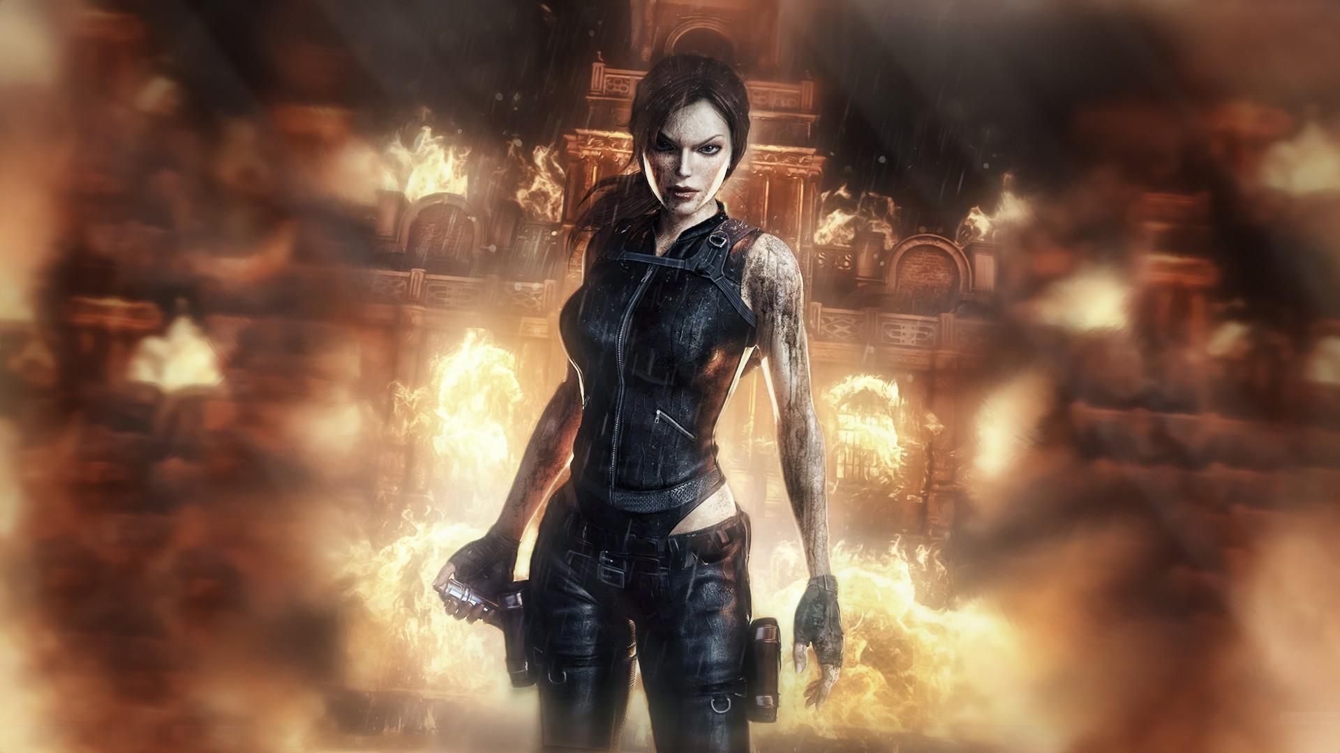 Tomb Raider Wallpaper 1920x1080 Tomb Raider Lara Croft The 1920x1080