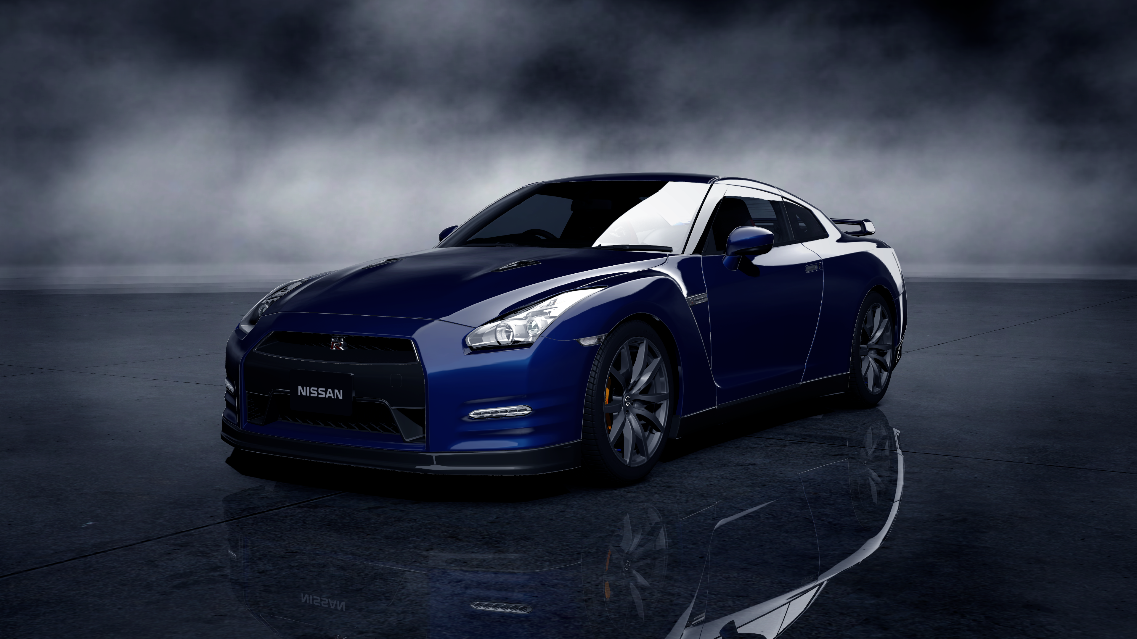 Nissan GTR 2017 Wallpaper