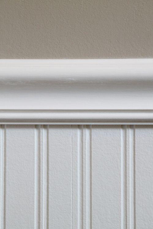 Wallpaper Bathroom Wallpaper Ideas Add Molding Bead Board Wallpaper 500x750