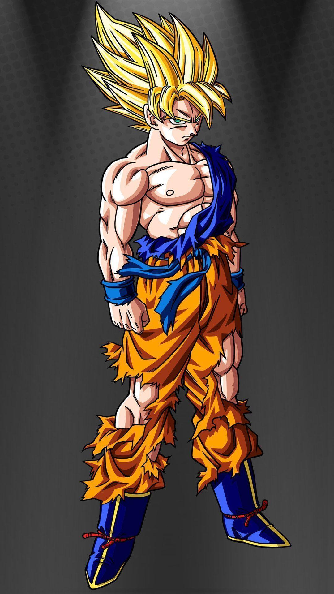 Son Goku Wallpapers 1080x1920