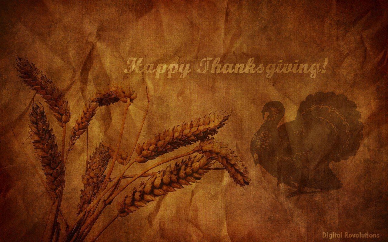 Thanksgiving Wallpapers 1280x800
