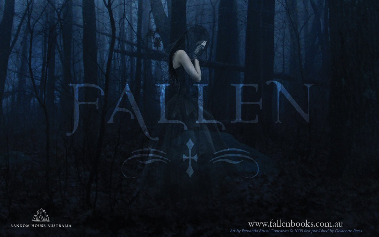 Fallen Wallpaper   Fallen Series By Lauren Kate Wallpaper 16444074 1280x800