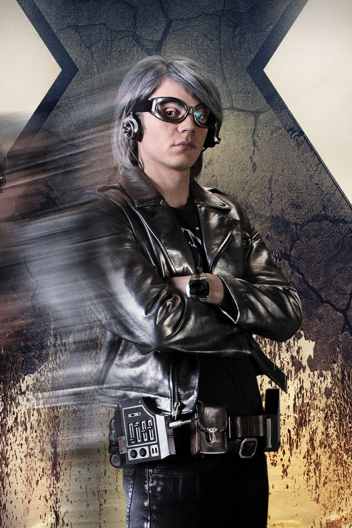 X Men Days Of Future Past Quicksilver Wallpaper www 1170x1755