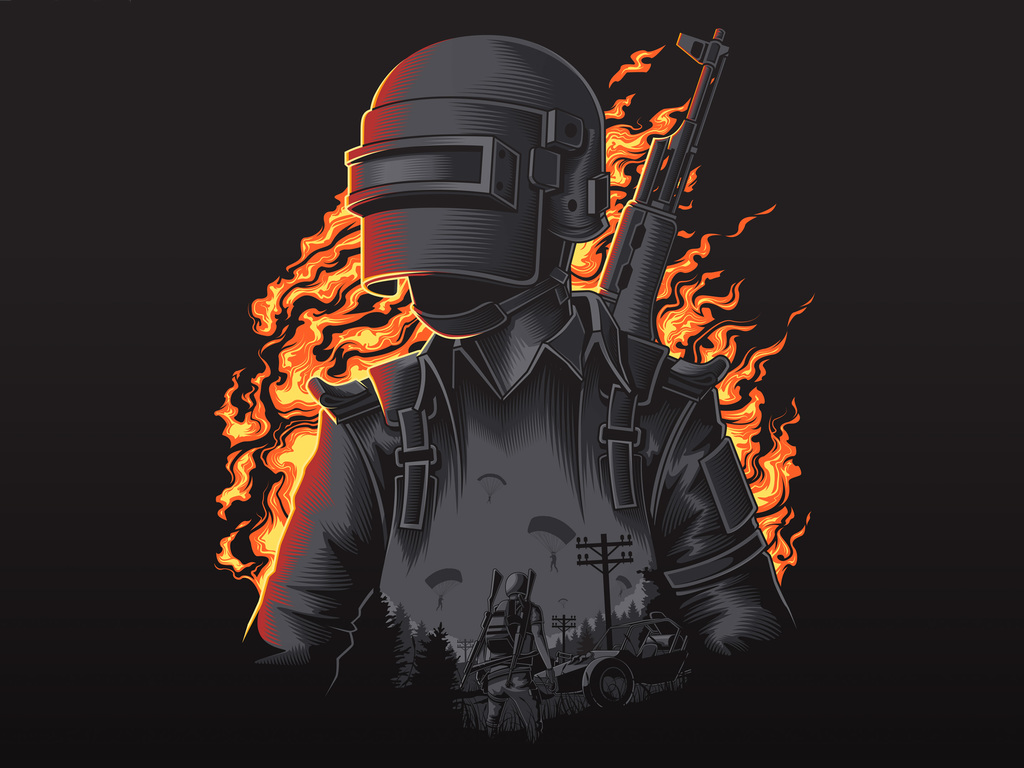 PUBG Wallpapers 2019 Download for Mobile and PC Ultra HD 1024x768