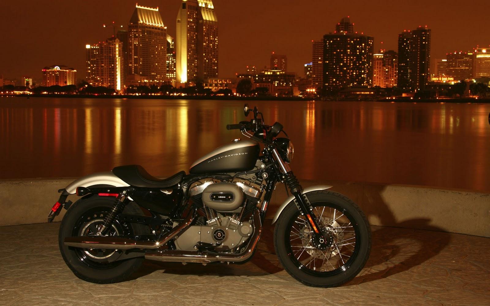 Fondo pantalla Harley Davidson 1600x1000